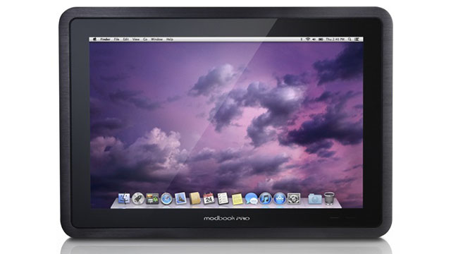 PHOTO: Modbook Pro Tablet