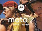 PHOTO: Motorolas Moto X phone launch invitation