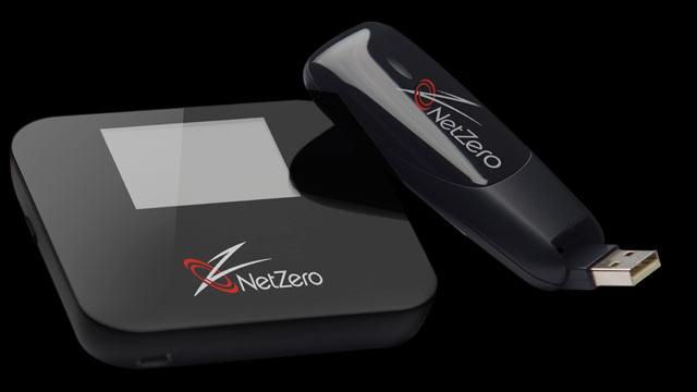 PHOTO: NetZeros $99.95 Hotspot includes free 4G service.
