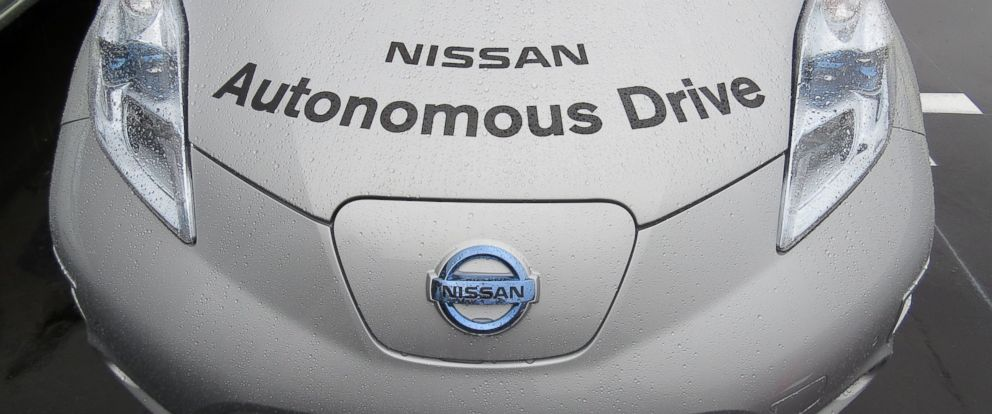 "PHOTO: Nissan has announced their intentions to include their self-driving technology called ""Autonomous Drive"" in multiple models of their vehicles by 2020."