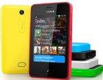PHOTO: The Nokia Asha 501 smartphone makes high-end design and quality accessible to more people.