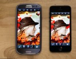 PHOTO: Adobe Photoshop Touch for Phone provides many of the same image editing tools users are familiar with in Adobes popular Photoshop software.