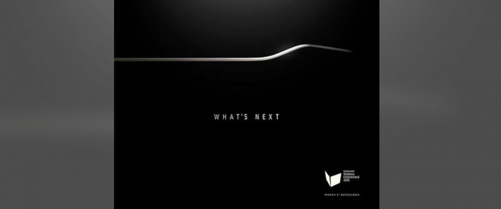 PHOTO: Samsung has sent out invitations for its Samsung Galaxy Unpacked Event in Barcelona.