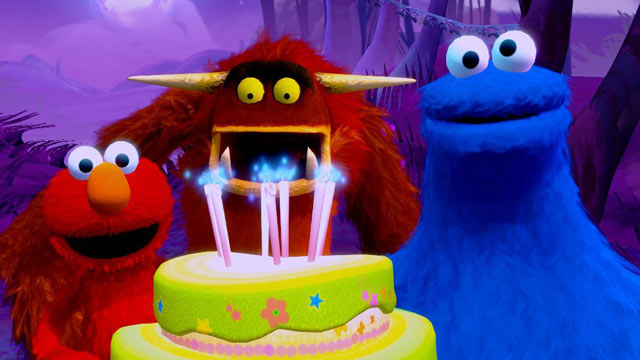 PHOTO: This is a storybook adventure that gets kids up and moving, while playing with their favorite Sesame Street characters, and new monsters they meet along the way. They help Cookie Monster and Elmo in their quest to assist Marco with her birthday par