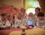 PHOTO: Smart PJs are pajamas with scanable patterns that interact with the Smart PJs app for kids.