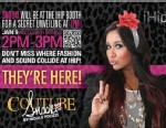 PHOTO: Snooki will unveil her new line of audio gear at CES 2013.