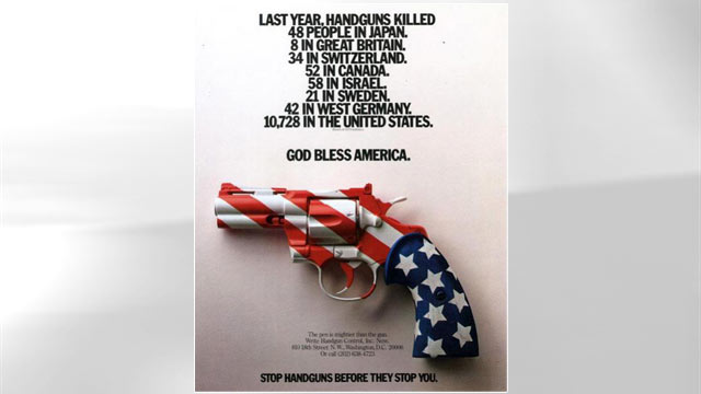 PHOTO: Many of the first tweets in response to the news of the shooting in Newtown, Ct., Dec. 14, 2012, called for a focus on gun control. This image has made the rounds widely on social media platforms.