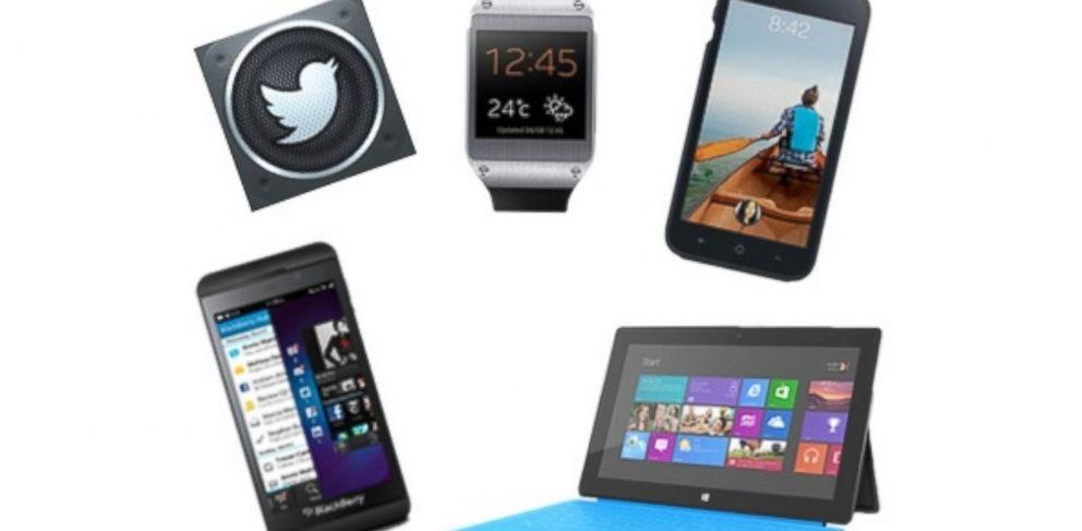 Biggest Tech Flops of 2013: Facebook Home, Galaxy Gear, BlackBerry