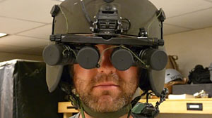 PHOTO: Pentagon Wants to Give Troops Terminator Vision: Military Seeks Eyepiece to Give Soldiers Super Vision