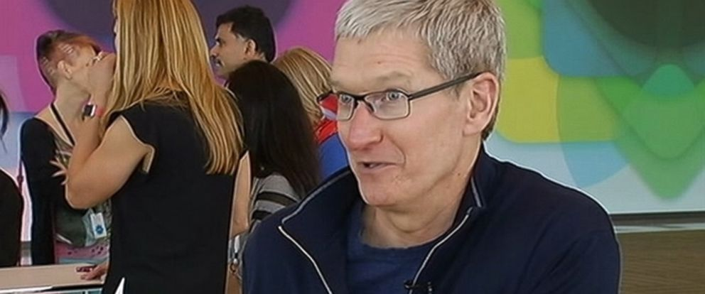 Tim Cook Reveals the Secret Ingredient to the Future of ...