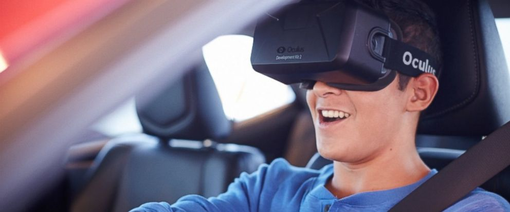 Oculus Rift: Toyota Uses Virtual Reality to Teach Distracted