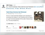 PHOTO: Twitters expanded tweets now show text and video of an article right on Twitter.com.