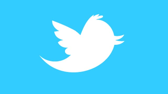 PHOTO: The Twitter logo.