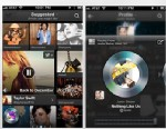 PHOTO: Twitters #Music app, available for the iPhone, suggests popular music thats being shared on the social network.