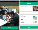 PHOTO: Vine is an app that allows you to share short, six-second video clips on Twitter and Facebook.