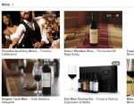PHOTO: Facebook Gifts now includes wine selections.