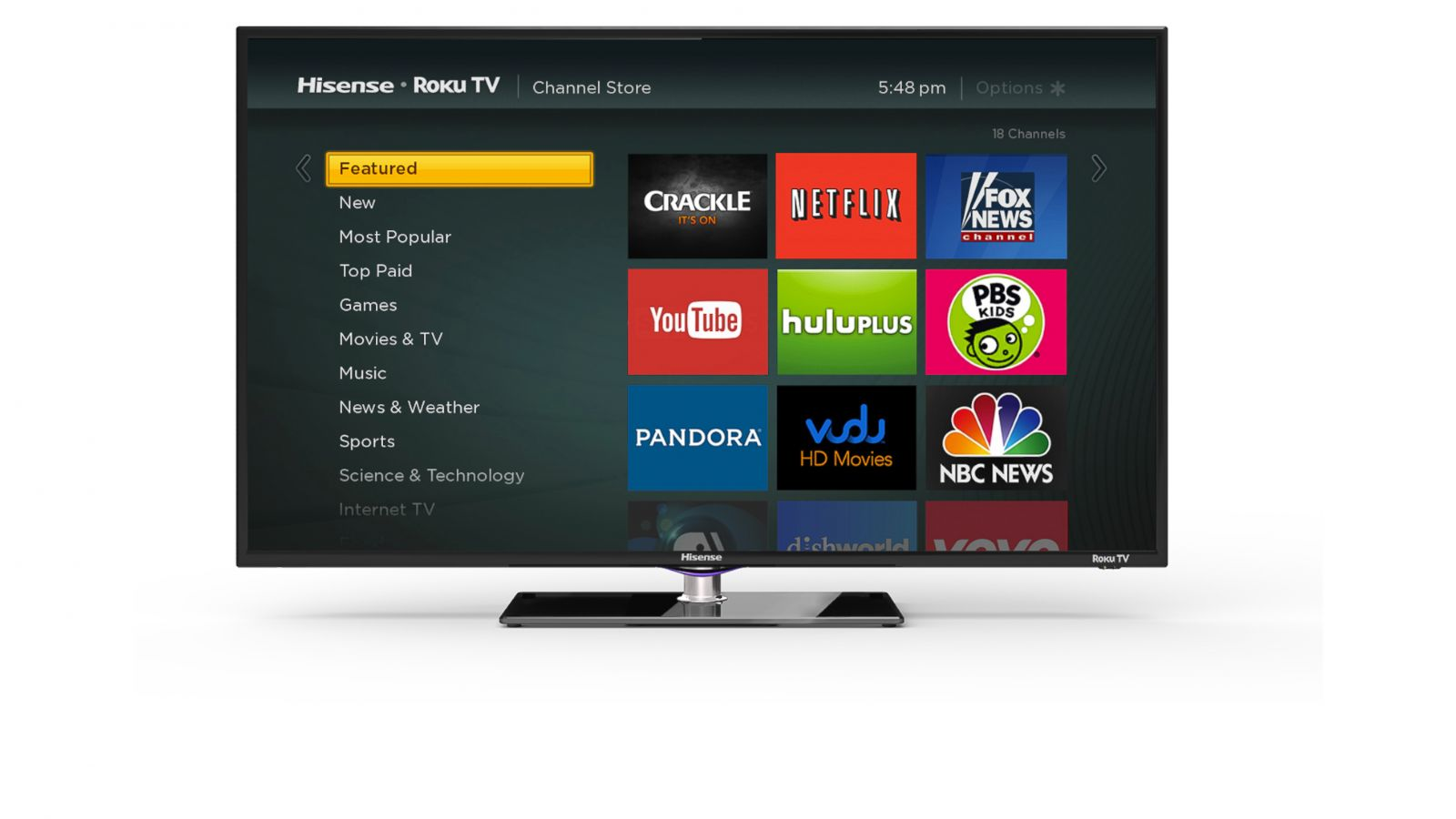 Roku Thinks Outside the Box With TVs to Call Its Own - ABC News