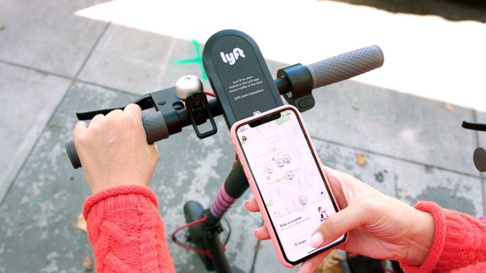 Lyft gets into the scooter arms race by launching its own scooter business today starting in Denver.