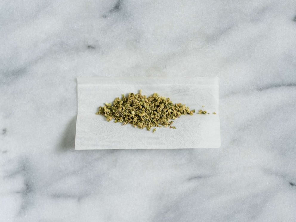 PHOTO: An undated stock photo of a marijuana joint.