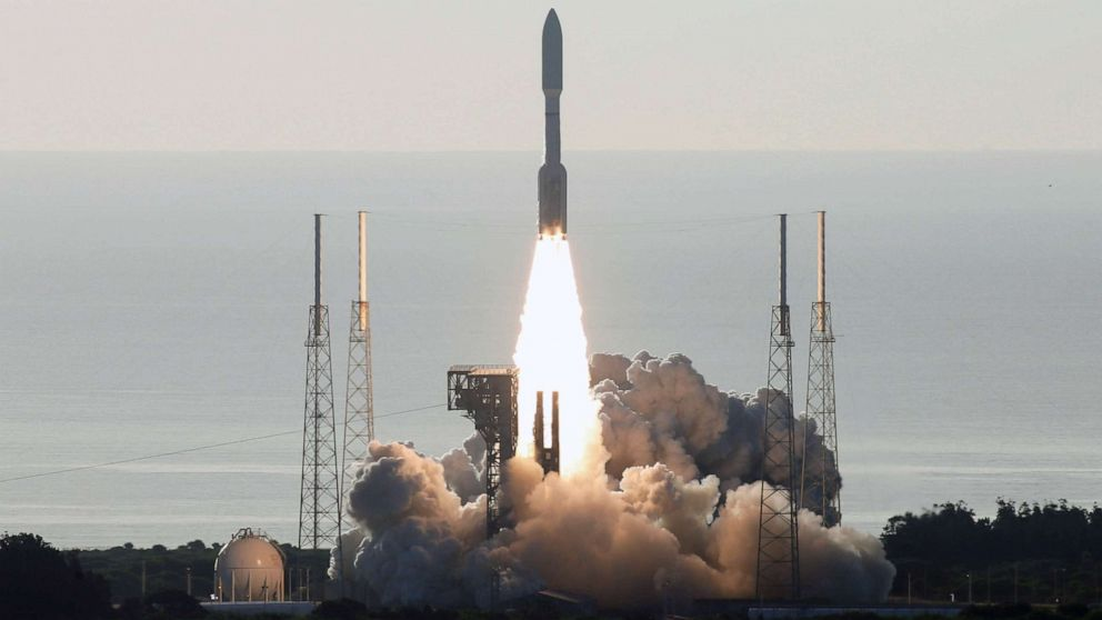 NASA's Mars Perseverance successfully launches, will look ...