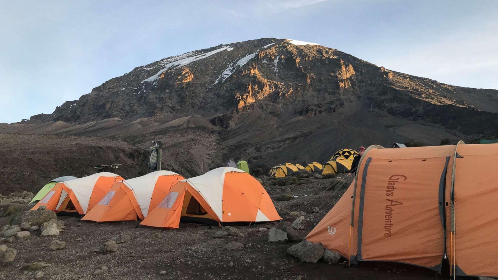 Climbing Mount Kilimanjaro Reporter S Notebook Abc News