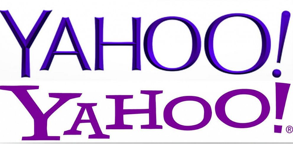 PHOTO: Yahoo!s new logo, above, was released Sept. 5, 2013. .