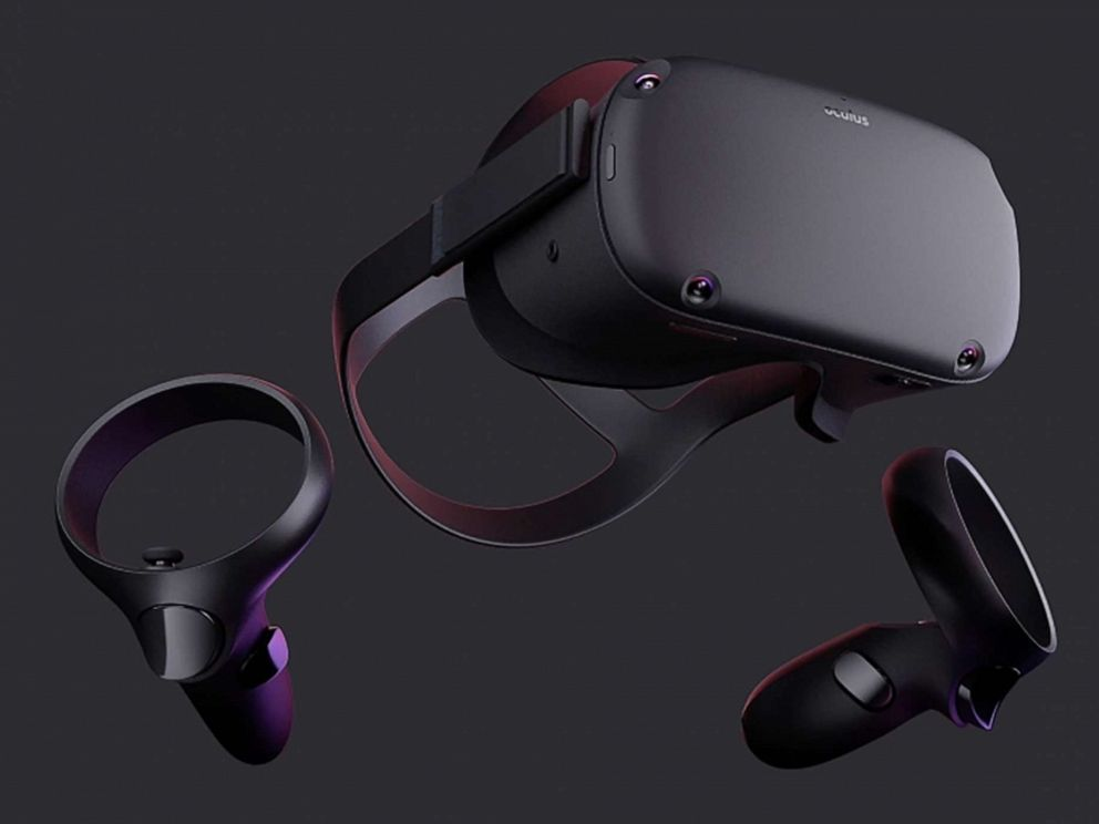 Facebook's Oculus ships VR controllers with creepy hidden