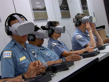 New VR tech aims to teach cops what it feels like to be in psychiatric distress