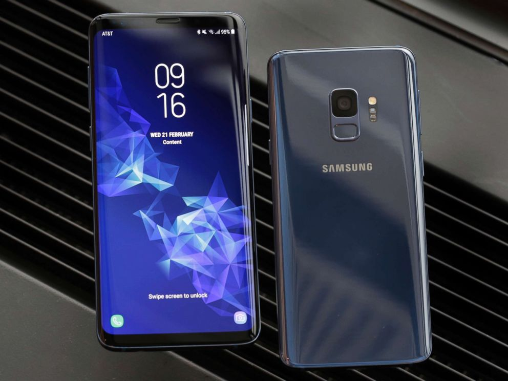 SAMSUNG MOBILE GALAXY S9