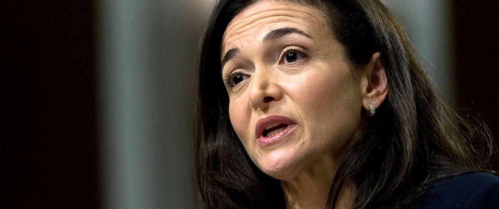PHOTO: Facebook COO Sheryl Sandberg testifies before the Senate Intelligence Committee hearing on Capitol Hill in Washington, Sept. 5, 2018.