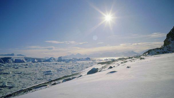 Scientists find star dust in Antarctic snow