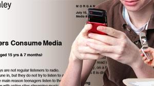 How Teenagers Consumer Media