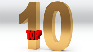 Top 10 internet moments of the decade, Google, Wikipedia, Facebook, iPhone