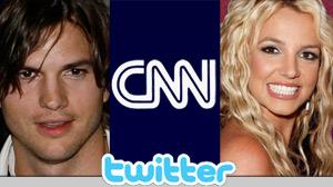 Kutcher, cnn, spears