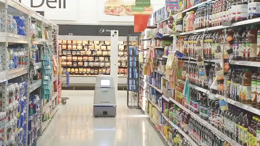 Walmart has started using autonomous robots to track store inventory in a pilot program that has left customers with mixed reactions.
