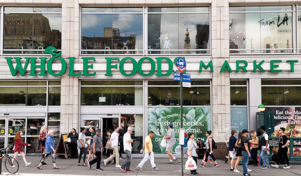 Whole Foods recalls baby spinach products over salmonella concerns