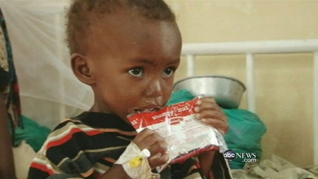 VIDEO: Teams deliver food and supplies to starving families in Kenya.