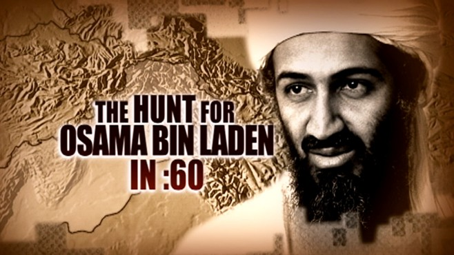 VIDEO: Al Qaeda leader Osama bin Laden evaded capture since 1998.