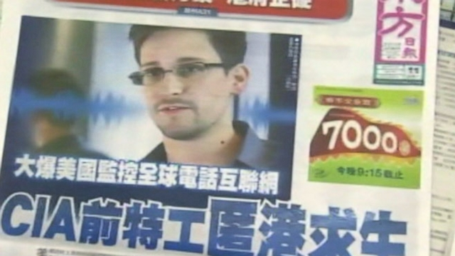 VIDEO: 'This Week' Game Changer: Edward Snowden