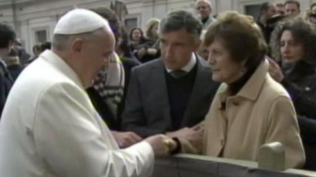 Vatican Acknowledges Philomena's Incredible Journey