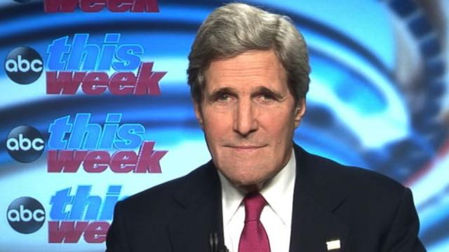 VIDEO: This Week: John Kerry