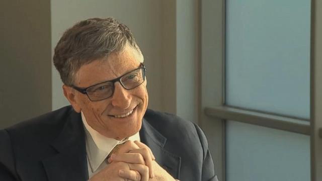 'This Week': Bill Gates on Education