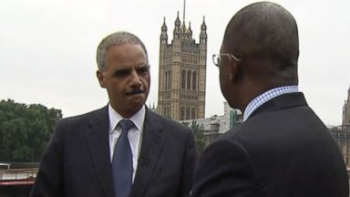 eric holder and the justice department probe shooting of teen