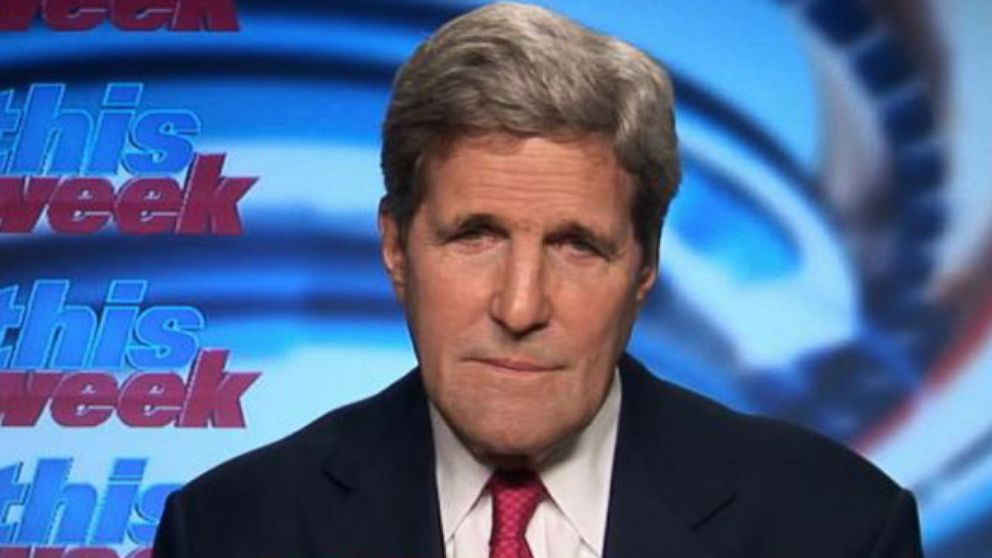 VIDEO: Interview with Secretary of State John Kerry