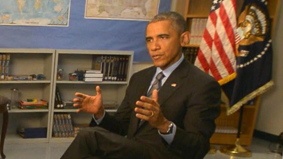 VIDEO: President Obama: Dont Use Ferguson As An Excuse For Violence