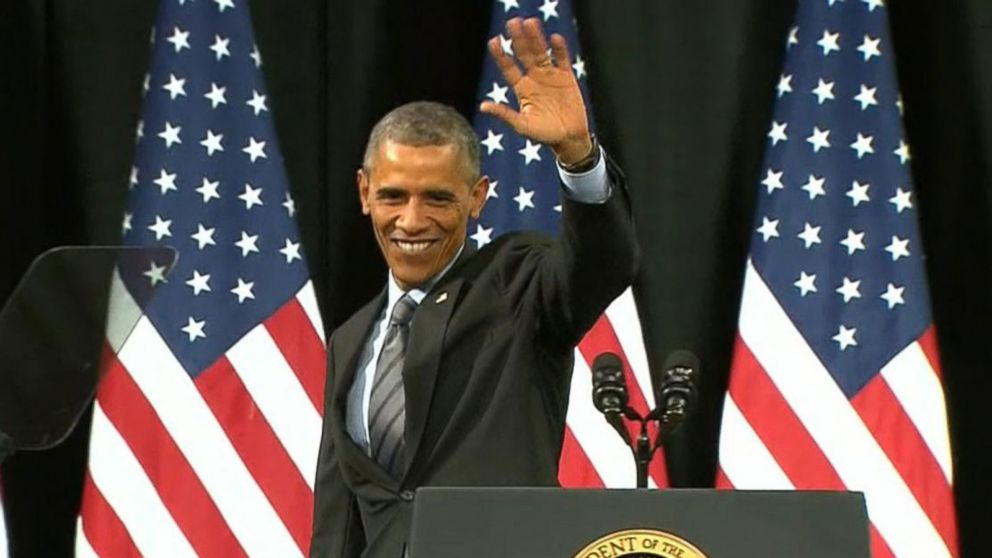 VIDEO: President Obama Defends Use of Executive Action on Immigration