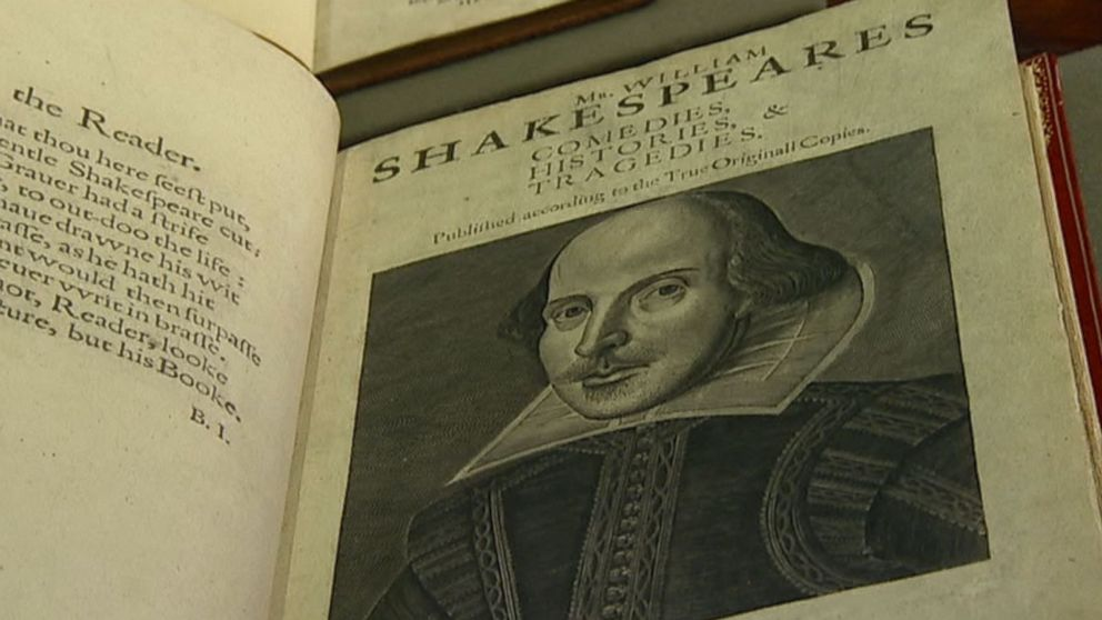 A Rare Look at Shakespeare's First Edition at DC's Folger Library