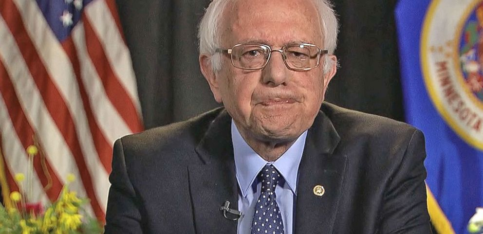 VIDEO: Sen. Bernie Sanders on South Carolina Democratic Primary