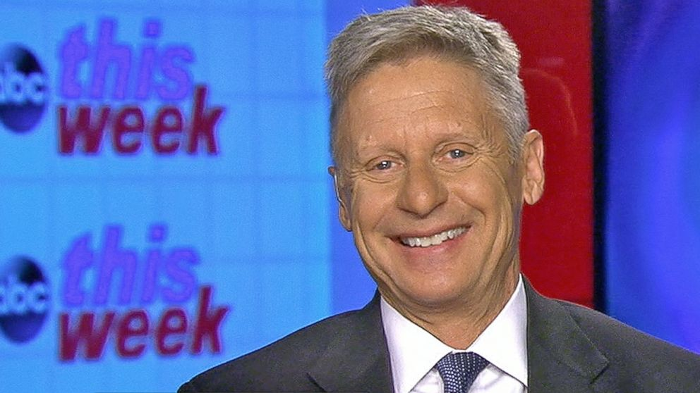 Gary Johnson Says 2016 Race 'Real Opportunity' for ...