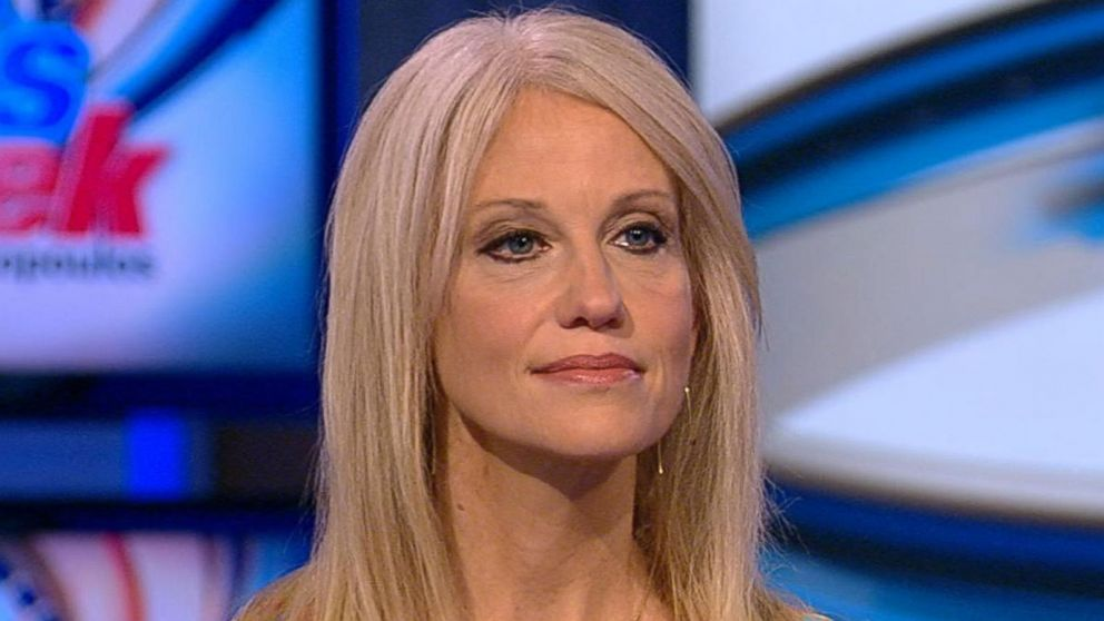 VIDEO: Kellyanne Conway on 2016 Presidential Race